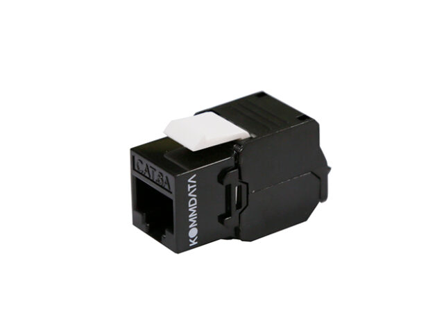 Conector Toolless - RJ45 Cat. 6a UTP Keystone